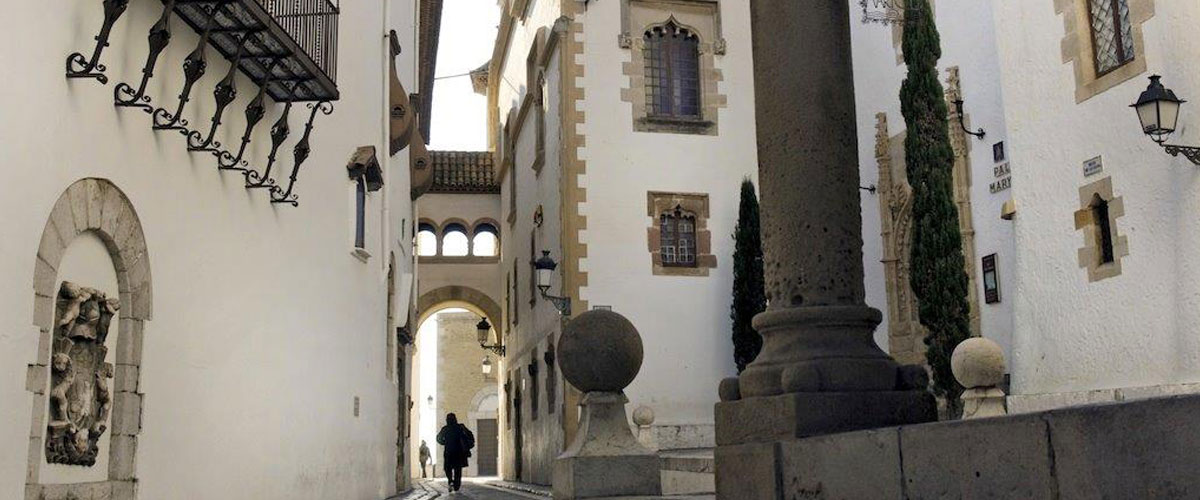 sitges-calle